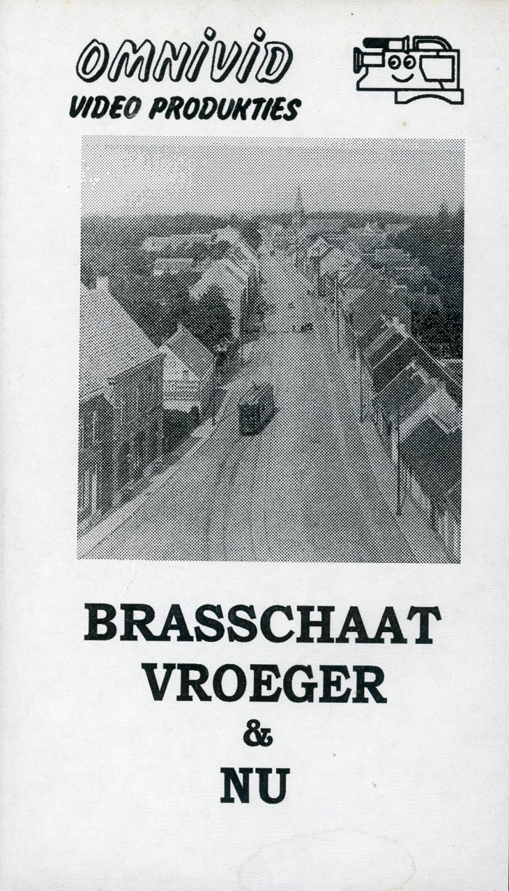 VHS - Brasschaat vroeger en nu