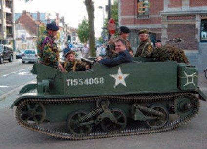 60 jaar artillerie