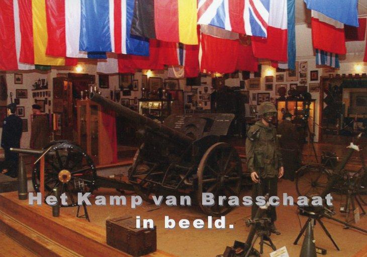 Het kamp van Brasschaat in beeld.