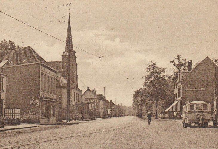 Dorpszicht (jaren '30)