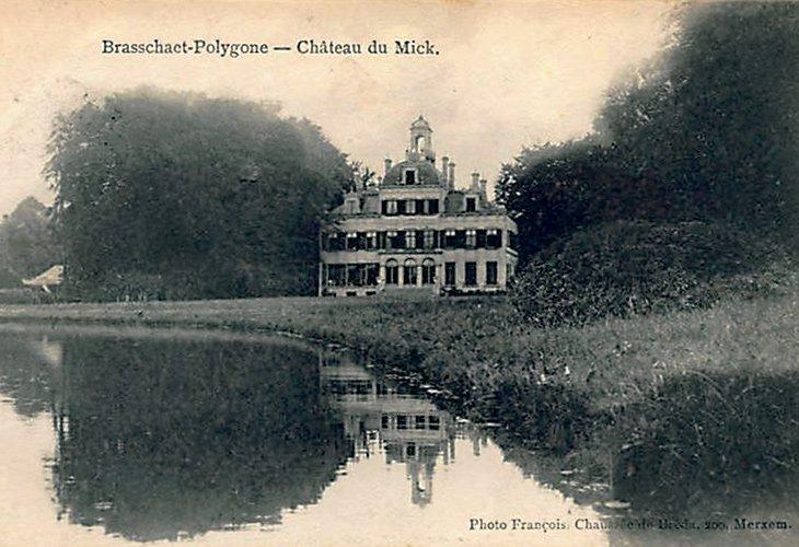 Kasteel De Mick - Polygone