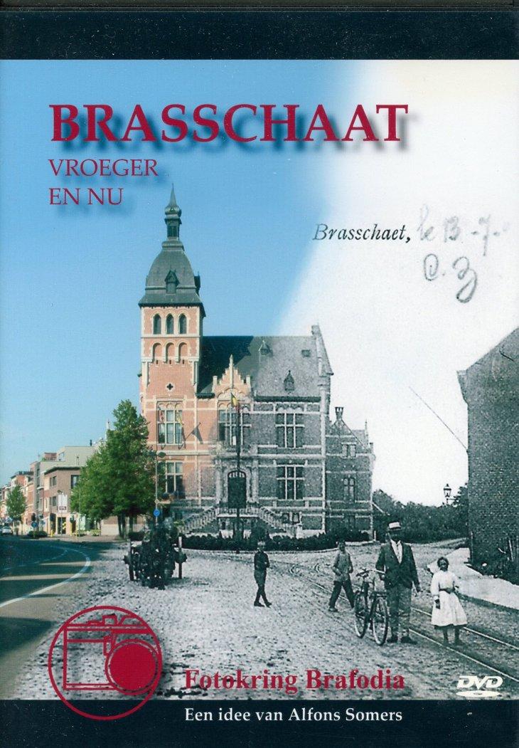 DVD - Brasschaat vroeger en nu