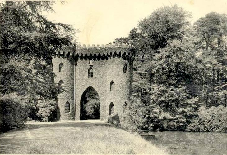 Ophaalbrug 'Hof ter Mick' (1956)