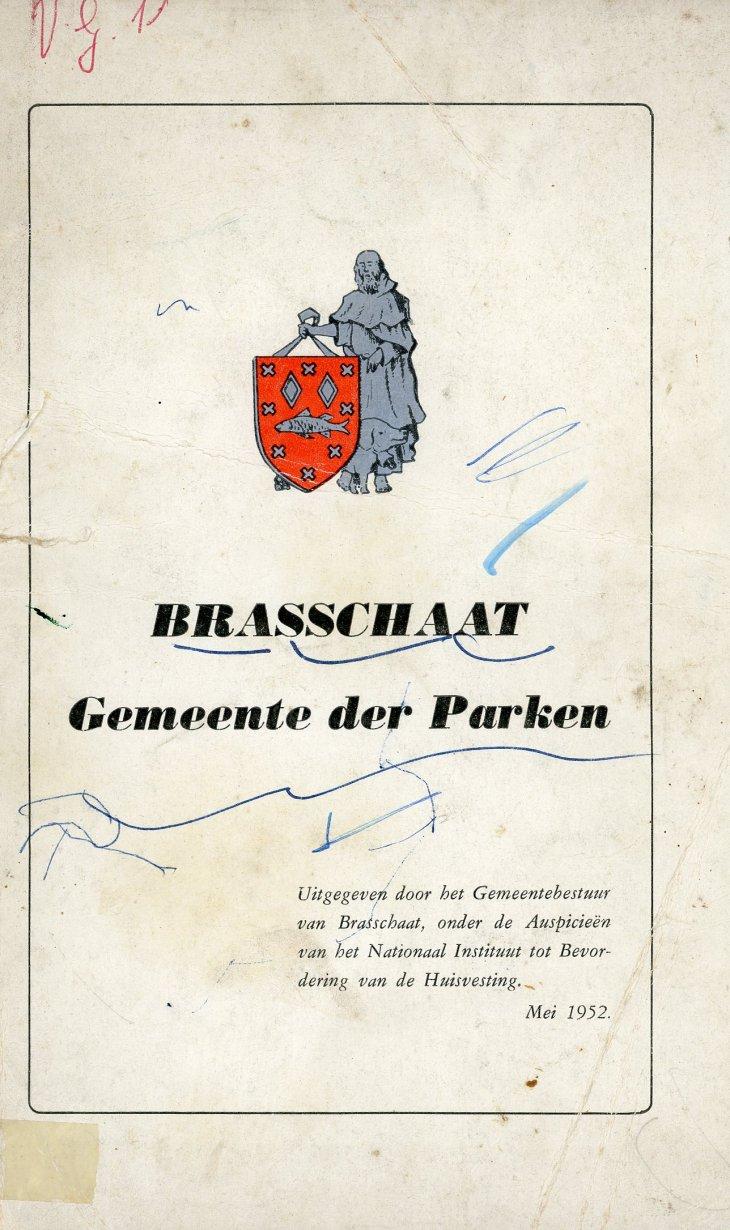 Brasschaat - Gemeente der parken