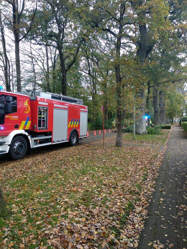 Brandweer interventie - Stormschade.