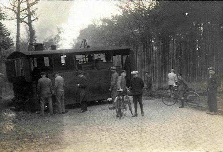 Ontsporing tram (1921)