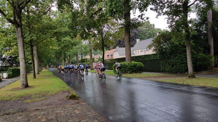 Wielerwedstrijd voor Dames Internationaal & Nationaal Memorial Marc Van Beek 9