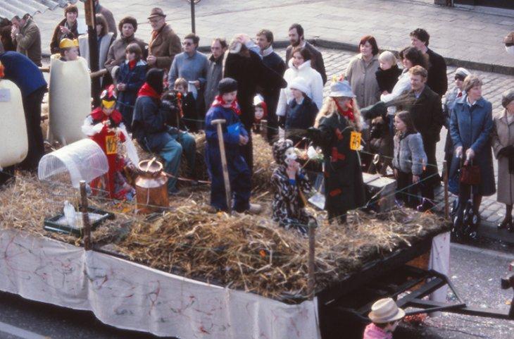 Carnavalstoet 1981
