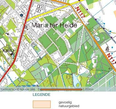 Vogelgriep Maria-ter-Heide