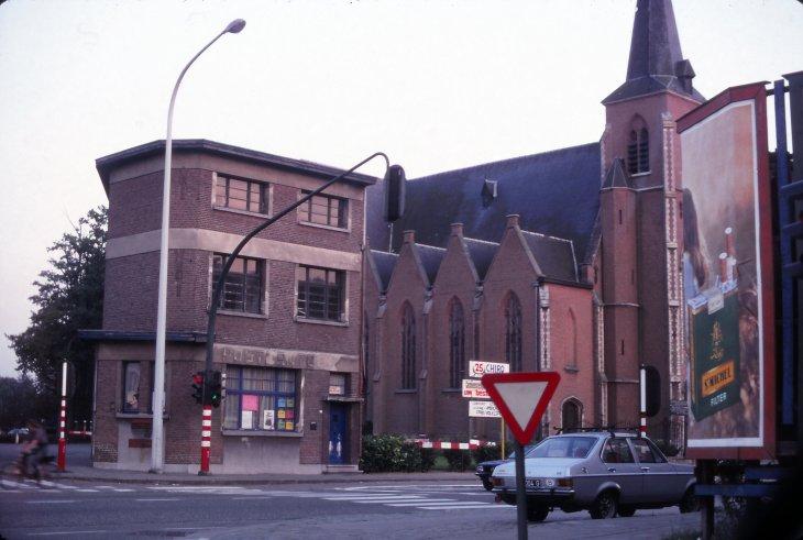 1981: Hoek Kerkedreef - Bredabaan