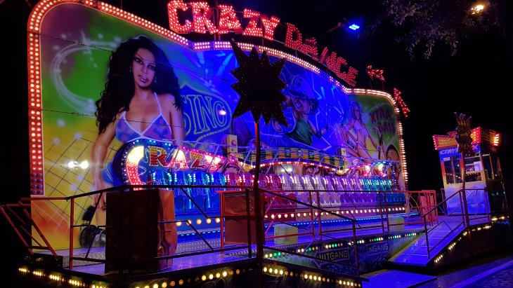 Kermis Kerkedreef - Crazy Dance