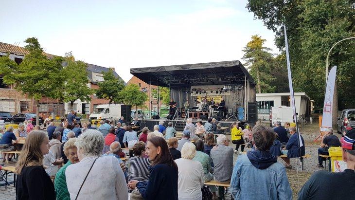 Concert in de wijk: The Golden Years Band