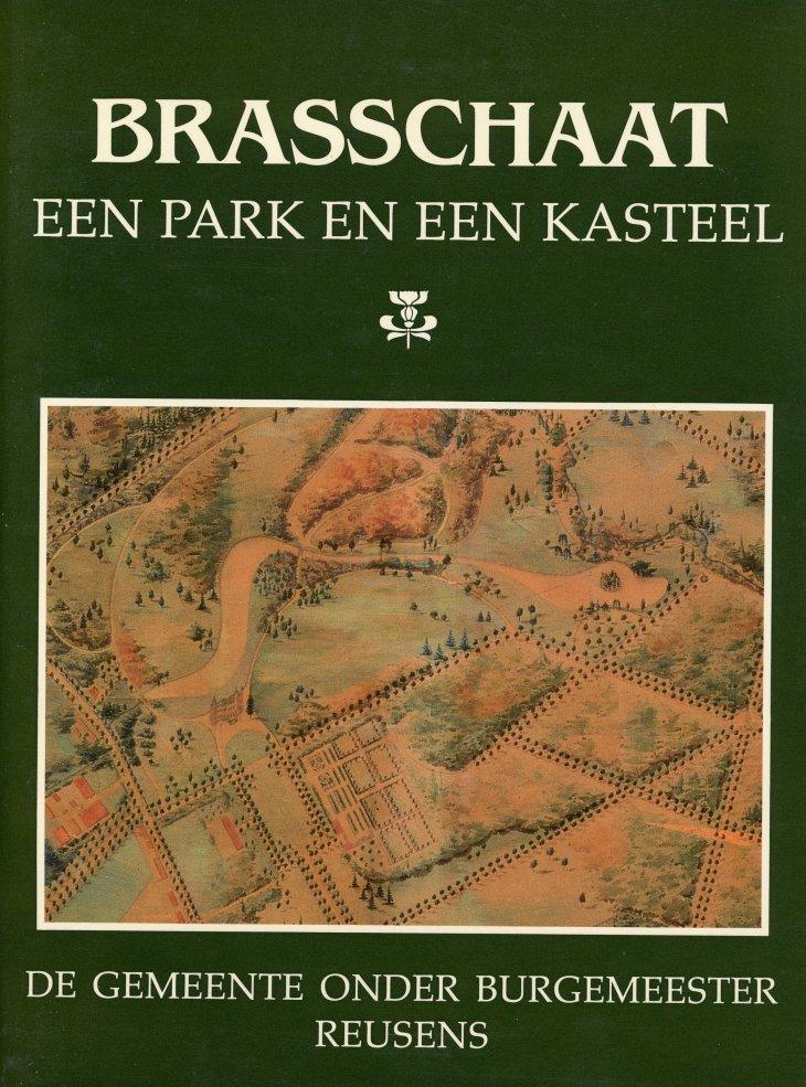 Brasschaat - Een park en een kasteel.