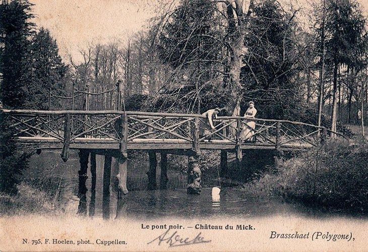 De zwarte brug