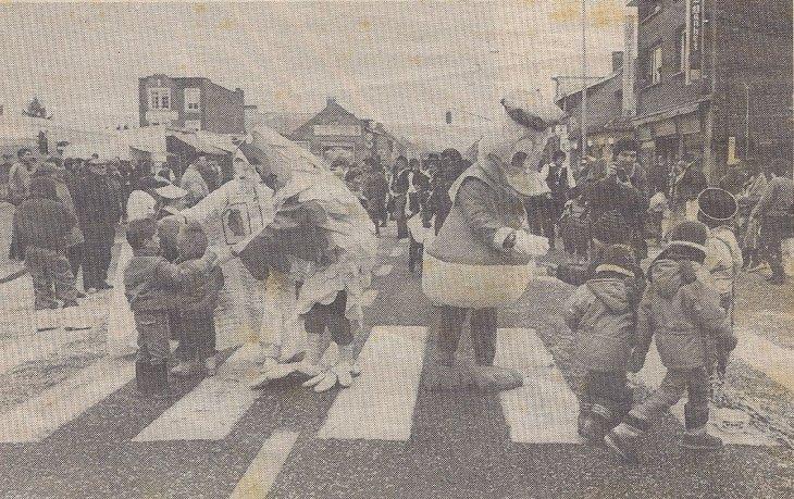 Carnavalsviering De Heideknallers