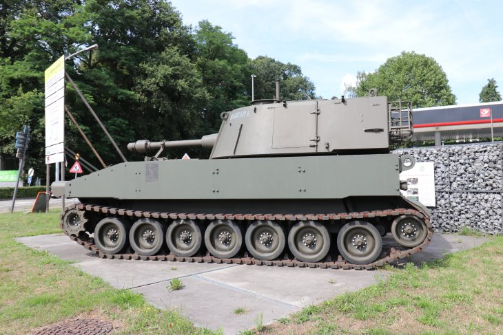 Houwitser SP M108