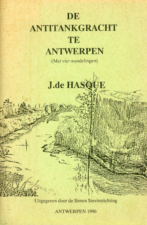 De Antitankgracht te Antwerpen