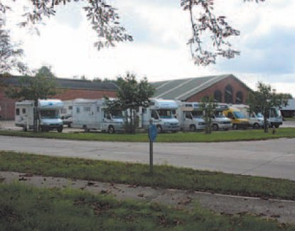 Motorhomes in Kwartier West