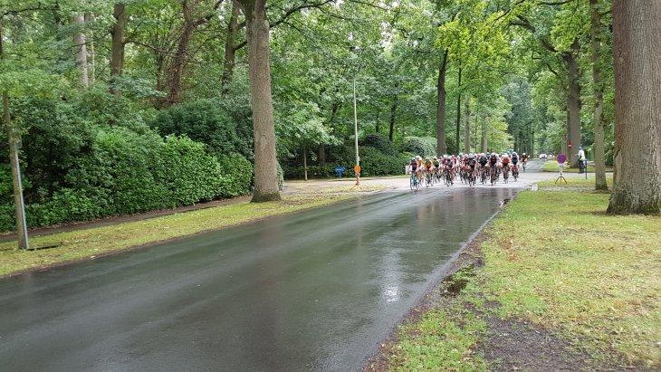 Wielerwedstrijd voor Dames Internationaal & Nationaal Memorial Marc Van Beek 2