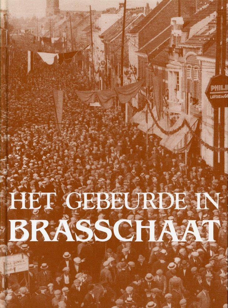 Het gebeurde in Brasschaat (Frans Bellens).